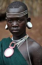 African girl 9232