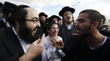 Jews in Israel 4