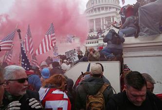Capitol Hill riot 1