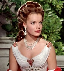 Romy Schneider as Siisi 05