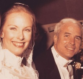 Cindy & John McCain 1
