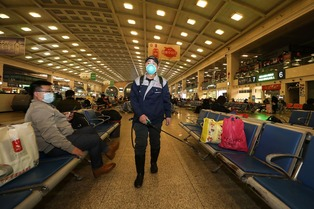 China Wuhan outbreak 111