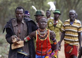 african bride 3