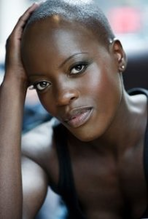 black German Actress Kasumba