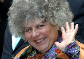 Jewish Actress Miriam Margolyes 1