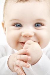 white baby 12