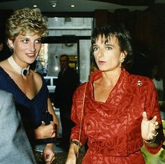 Diana & Rosa Monckton 1