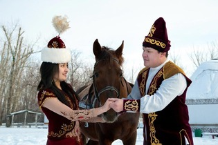 Kazakhstan people 001