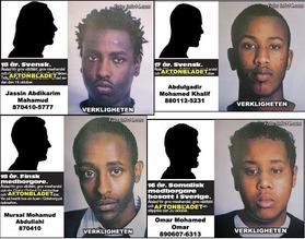 Muslim Rapists in Sweden