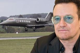 Bono & jet