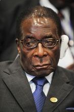 Robert Mugabe of Zimbabwe 2