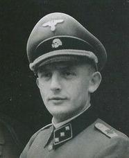 Nazi SS officer 001