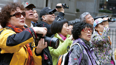 Chinese tourists 1