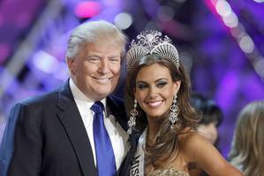 Trump & Miss USA 2