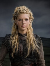 Vikings Lagertha 1