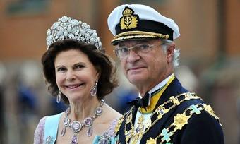Carl XVI Gustaf & Queen Silvia 1