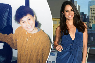 Meghan Markle young 3