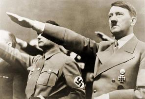 Nazi Salute 1
