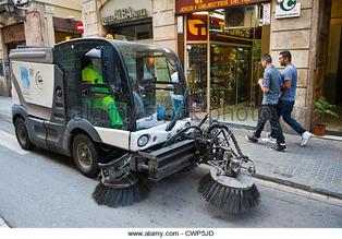 Street Cleaner 1