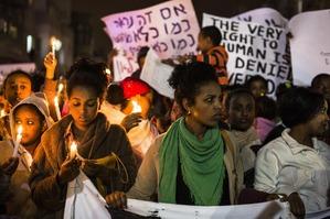 Blacks in Israel 1