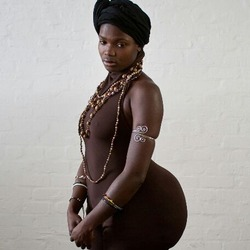 African woman 1