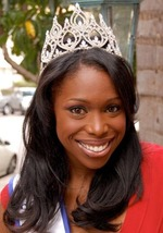 Black Miss Californoa Constance Reese