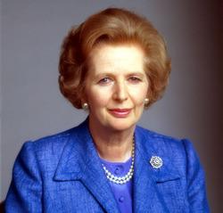 Margaret Thatcher 1