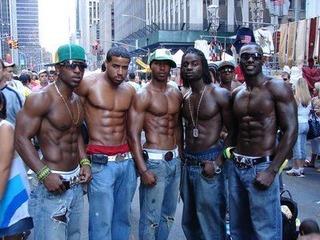 black men 111