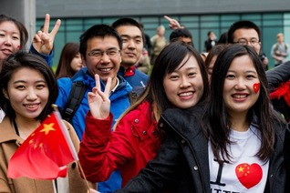 Chinese students 001