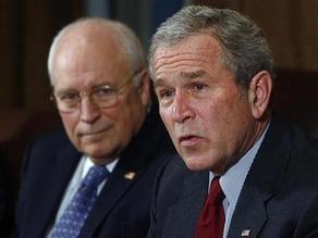 George Bush & Cheney 2