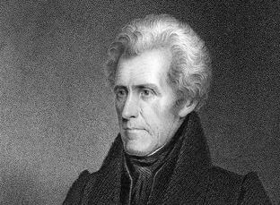 Andrew Jackson 21