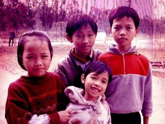 adopted Vietnamese  children 1