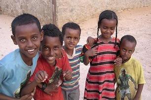 Eritrea children 1