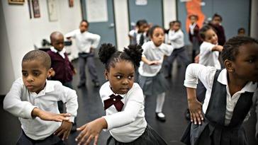 Black children in America 4