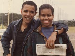 Obama & Michelle 1