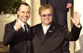 Elton John & David Furnish 3