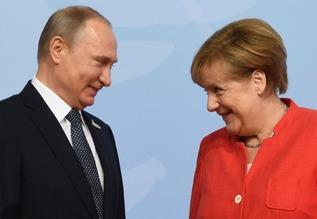 Putin & Merkel 21