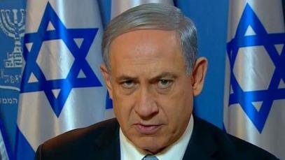 Benjamin Netanyahu 3