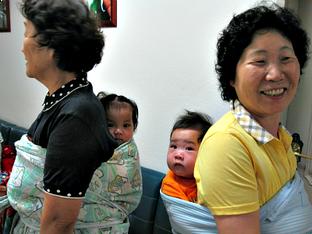 Korean mothers 1