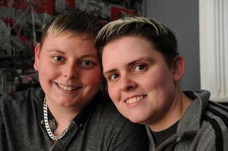 lesbian couple 3