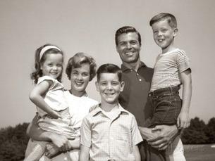 white American family 3