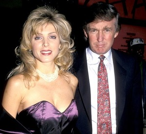 Donald Trump & Marla Maples 2