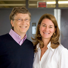 Bill & Melinda Gates 1