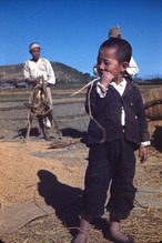 Korea the Life in Busan in the early 1950s (4)