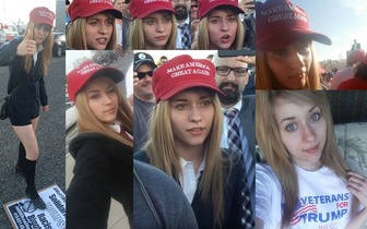 Trump supporter 2
