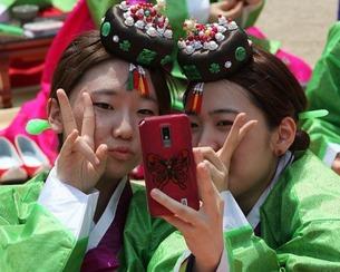 Korean girls 3