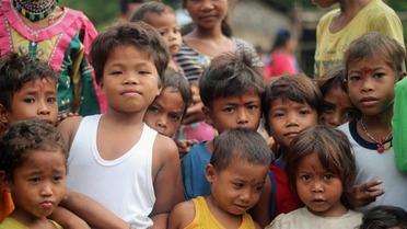 Philippino children 1
