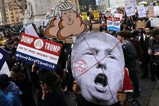 anti-Trump rally 3