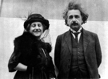 Einstein & Elsa