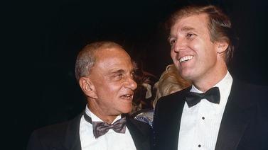 Roy Cohn & Trump 2